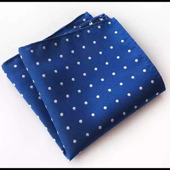 6f968e99ad33e Accessories | Mens Pocket Squares Dot Pattern | Poshmark